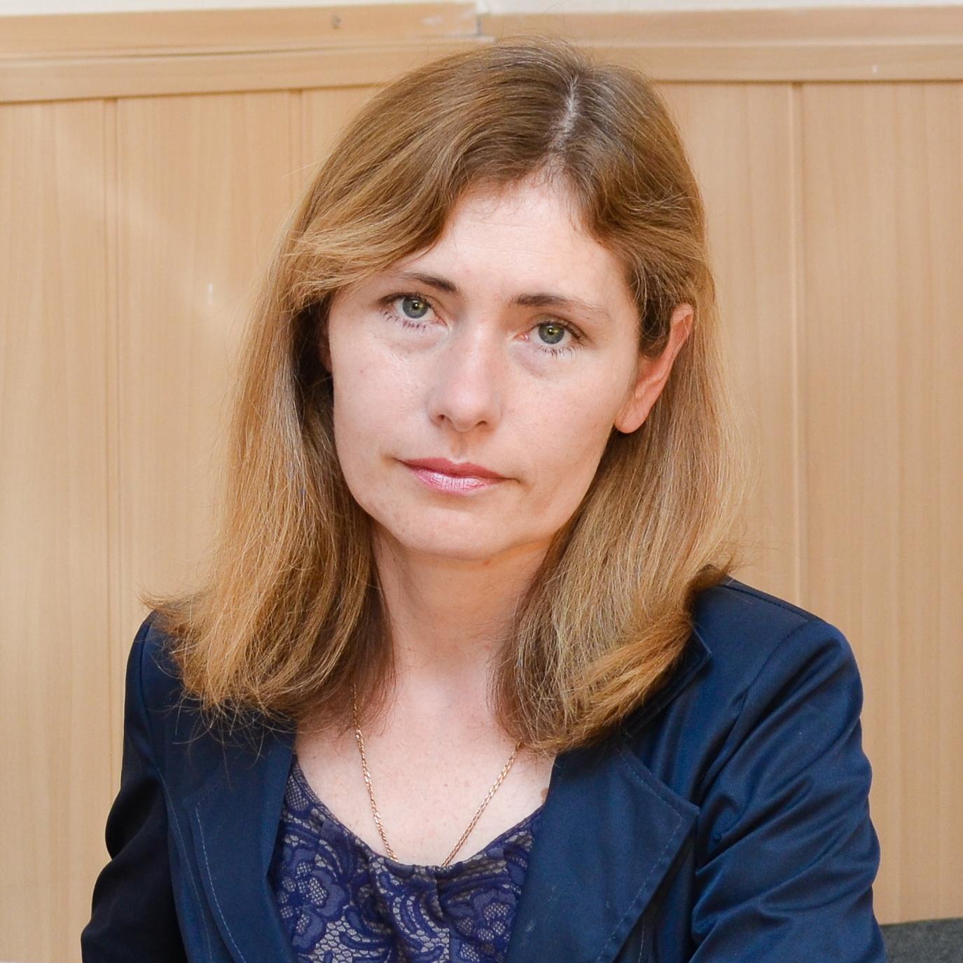 Захарова Наталя Юріївна