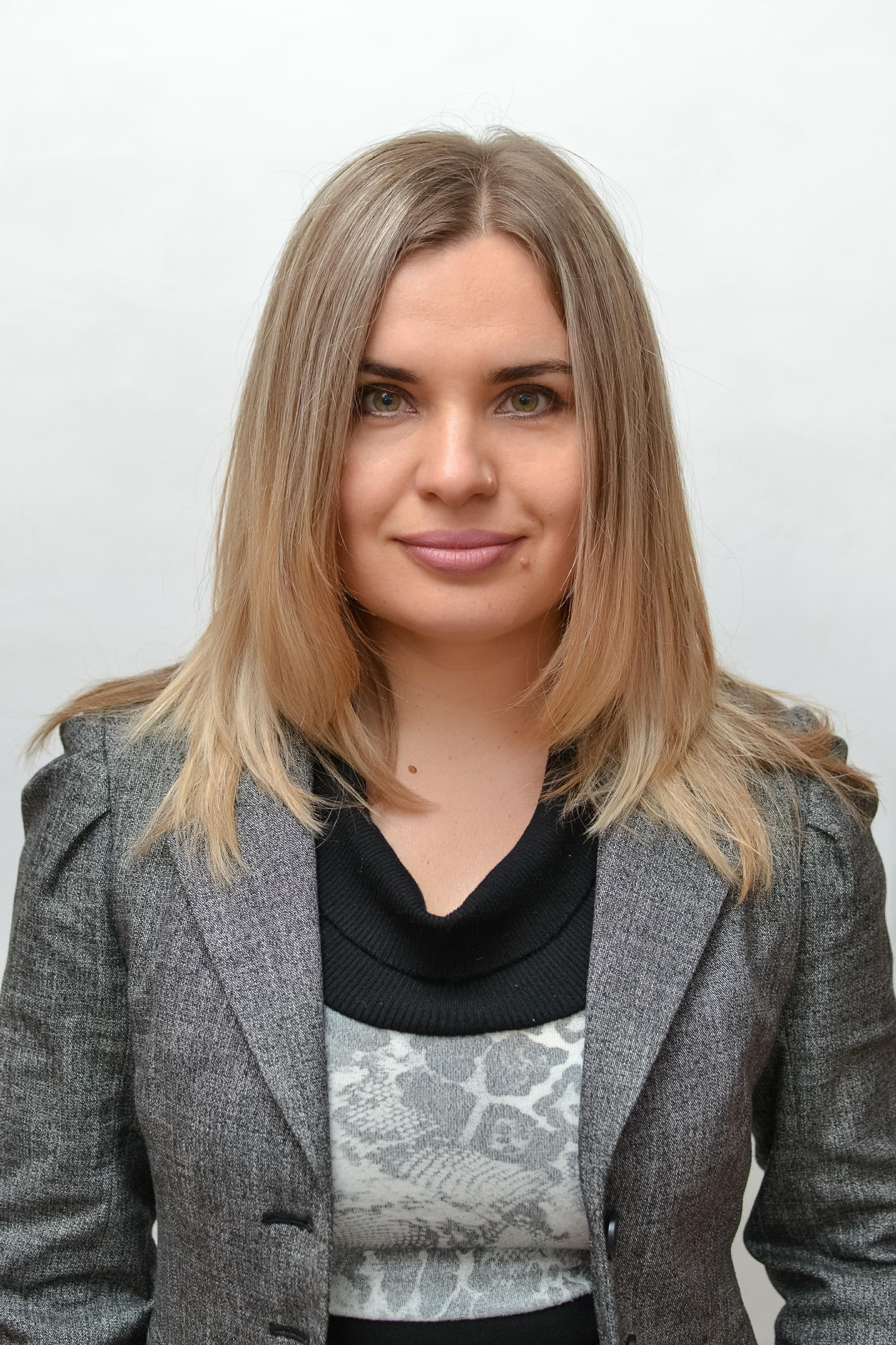 Попова Тетяна Вікторівна