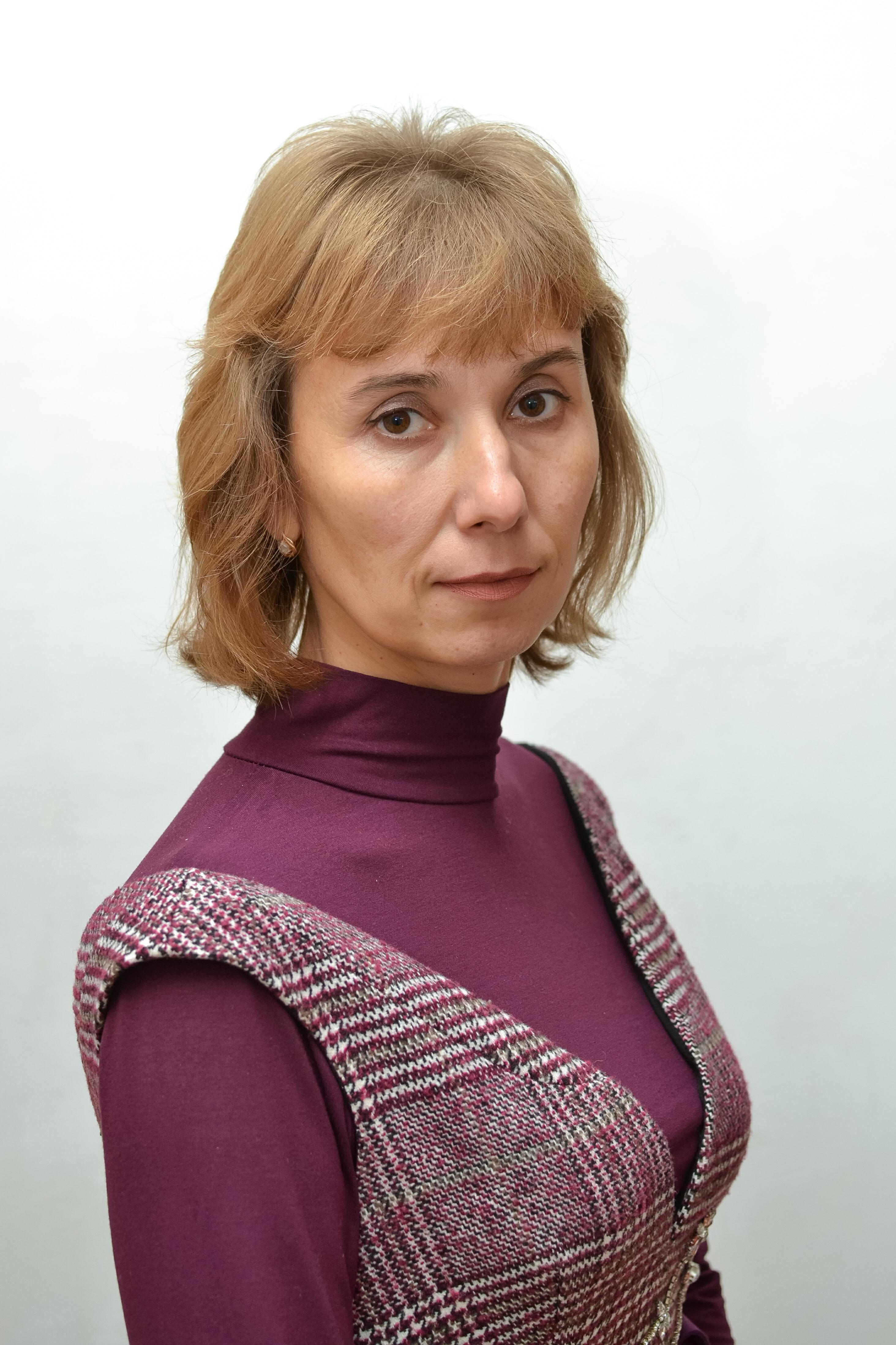 Захарченко Олена Григорівна