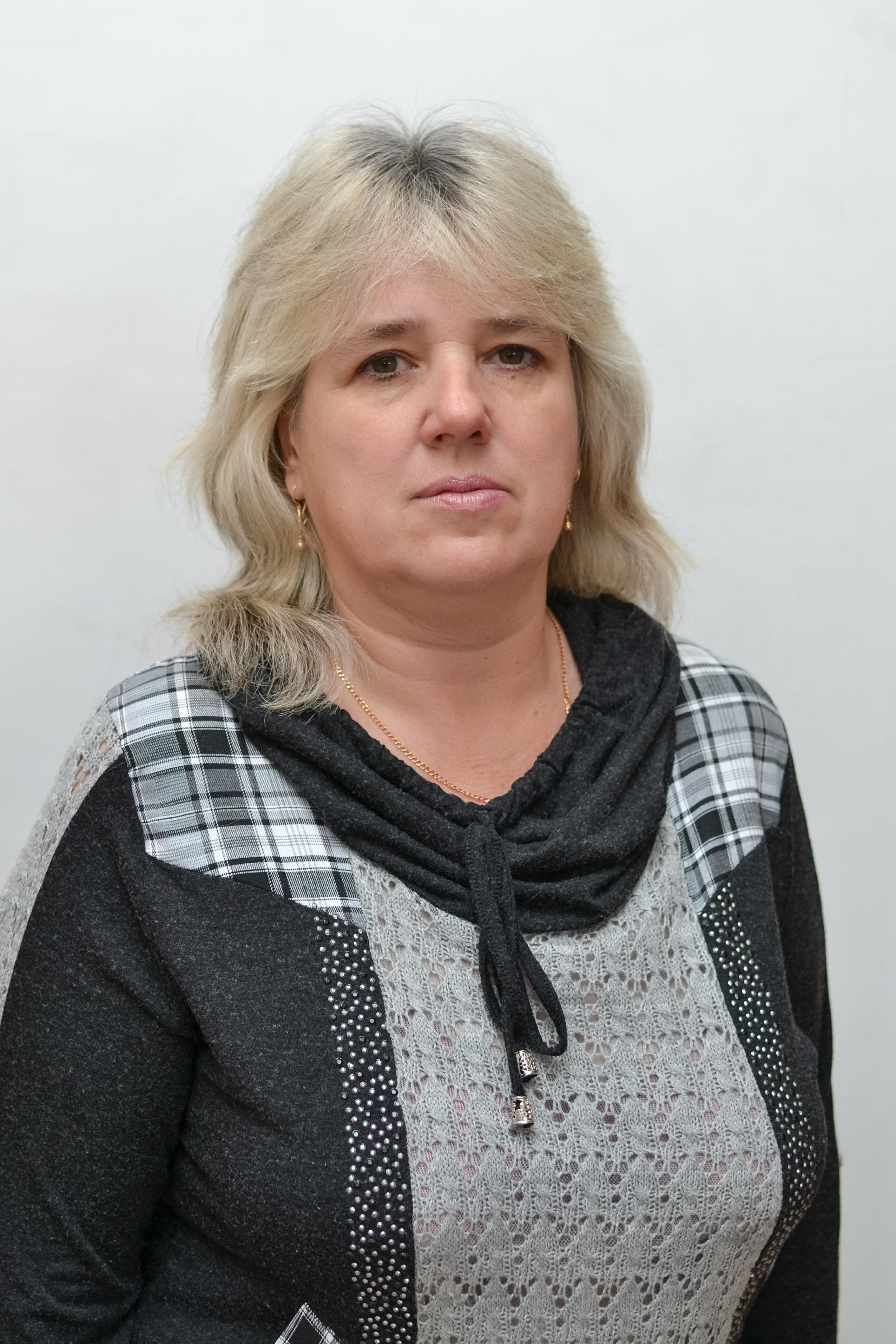 Васильченко Олена Олегівна