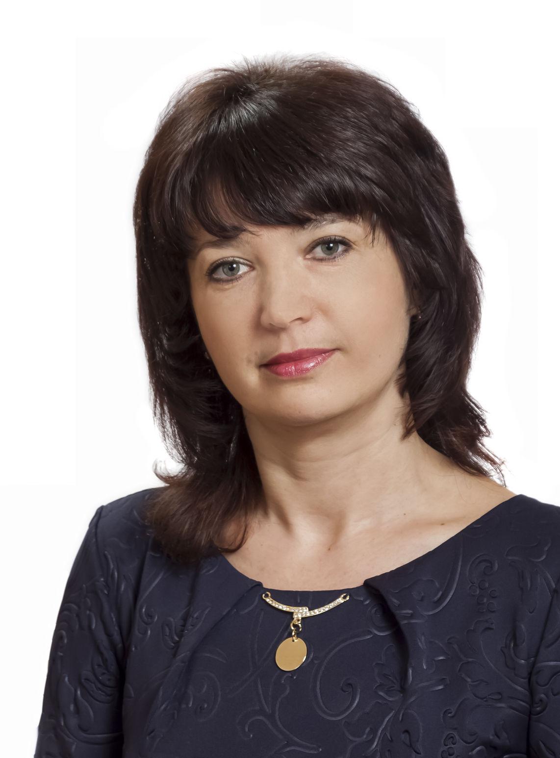 Андрєєва Лариса Олександрівна