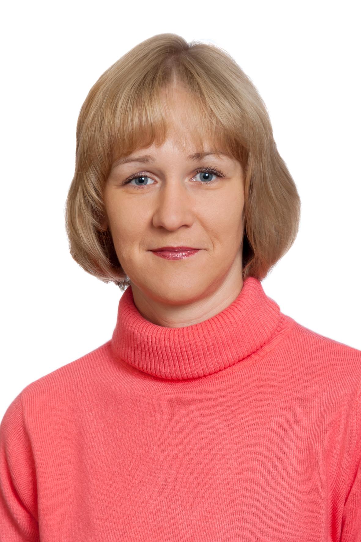 Лисак Оксана Іванівна