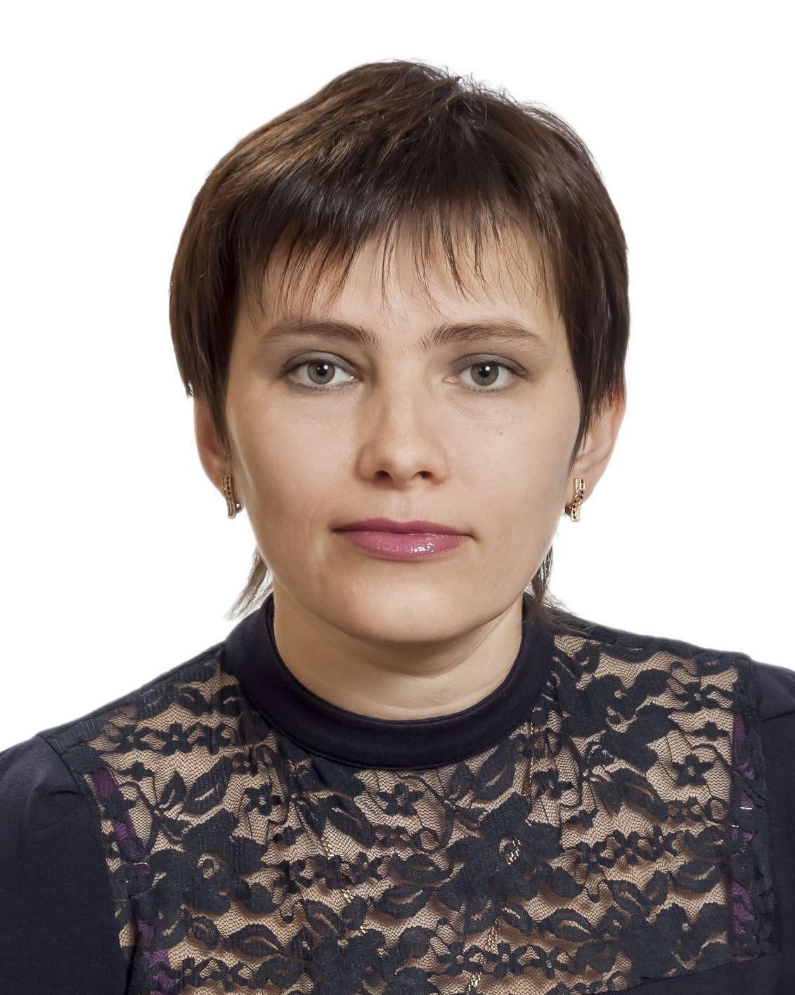 Тебенко  Віта Миколаївна