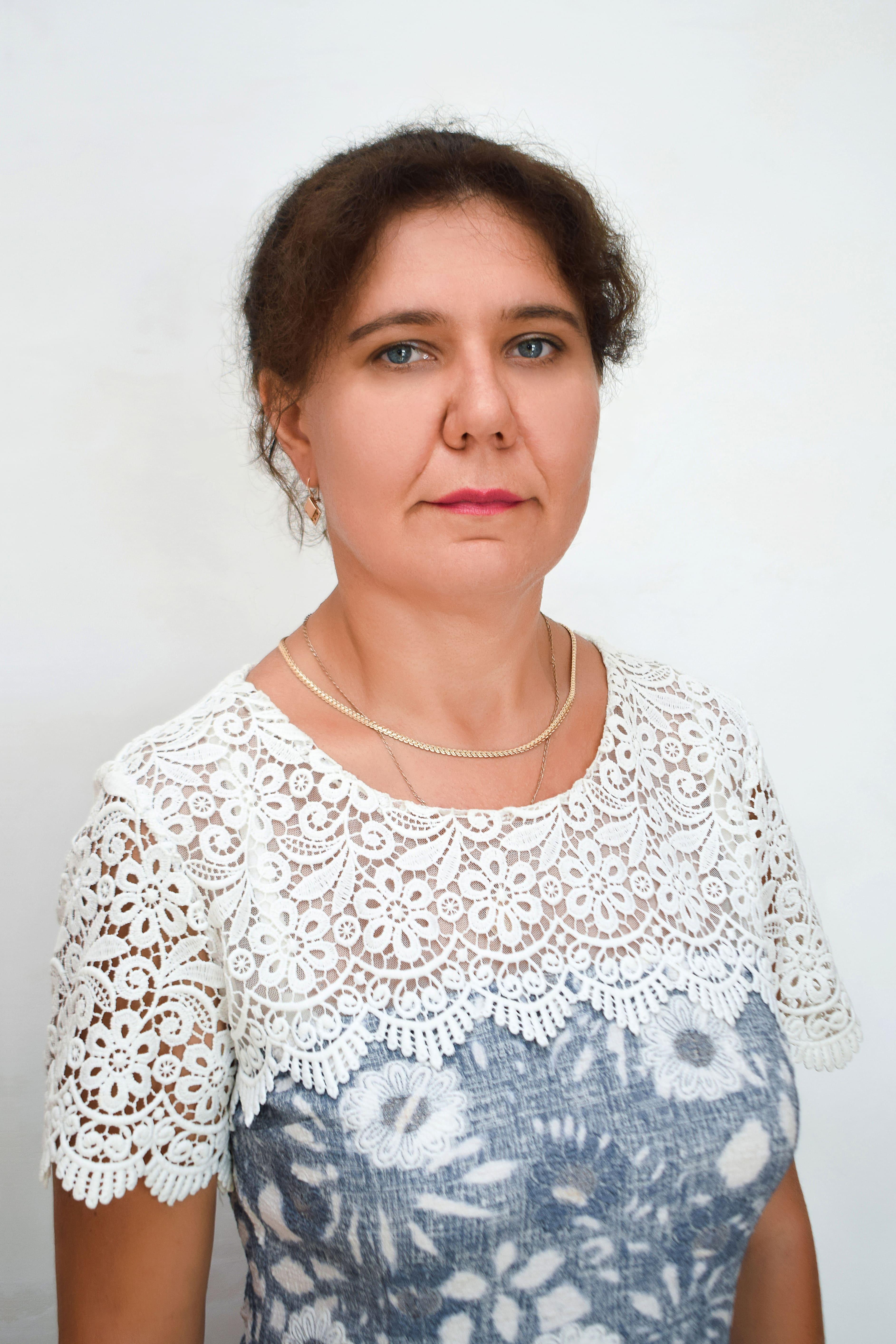 Голуб Наталія Олександрівна