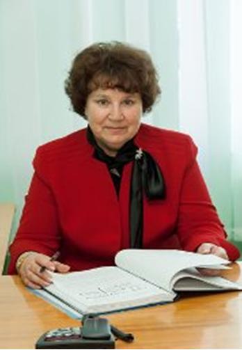 Синяєва Людмила Василівна
