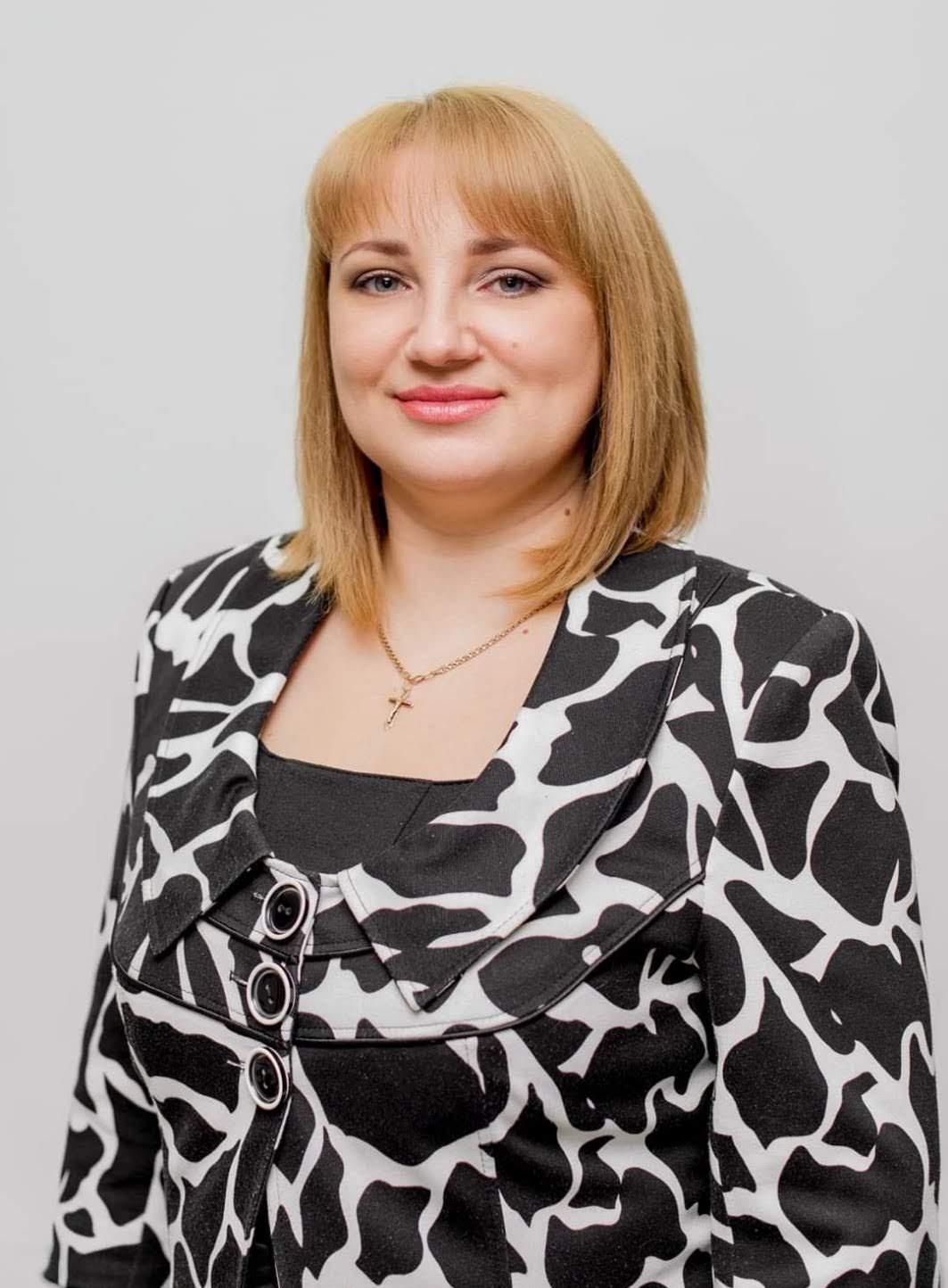 Карман Тетяна Вікторівна